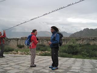 Sujan & some birds...