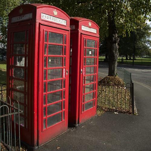 Acton Green Telephone Boxes 2