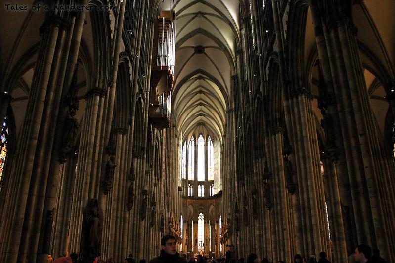 KÖLN - Kölner Dom 'Hohe Domkirche St. Petrus'