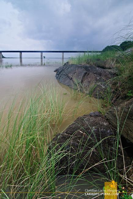 The New Banaoang Bridge in Ilocos Sur