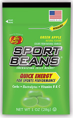 Sport Beans Green Apple.
