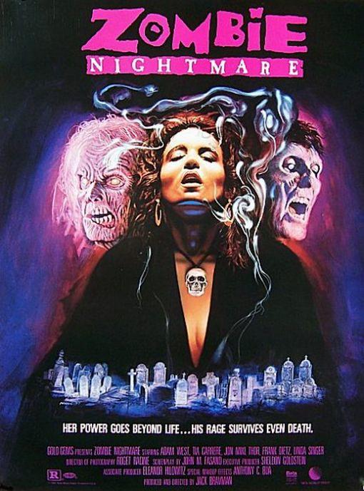 Zombie Nightmare poster