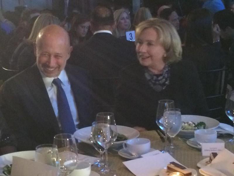 Hillary Blankfein