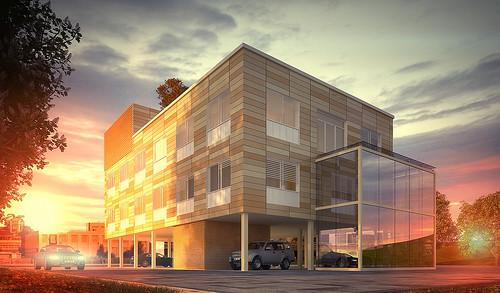 Bürogebäude_V1