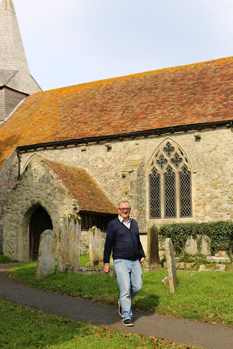 John E. Vigar at St Eanswith, Brenzett, Kent