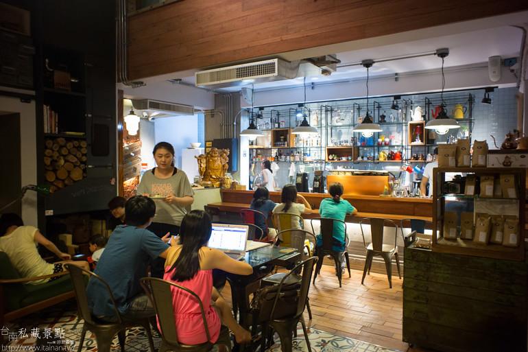 台南私藏景點 st1咖啡 (1)