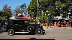 1931 Franklin Sedan '7G 5467' 2