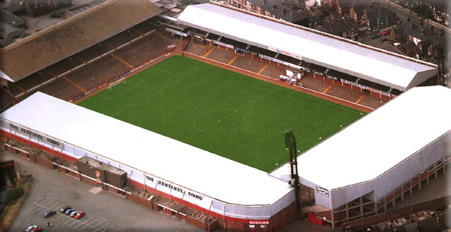 picture of Stoke City Victoria Ground 1878 - 1997