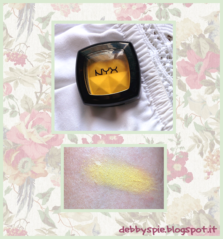 nyx mellow yellow