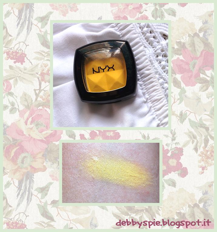 nyx mellow yellow