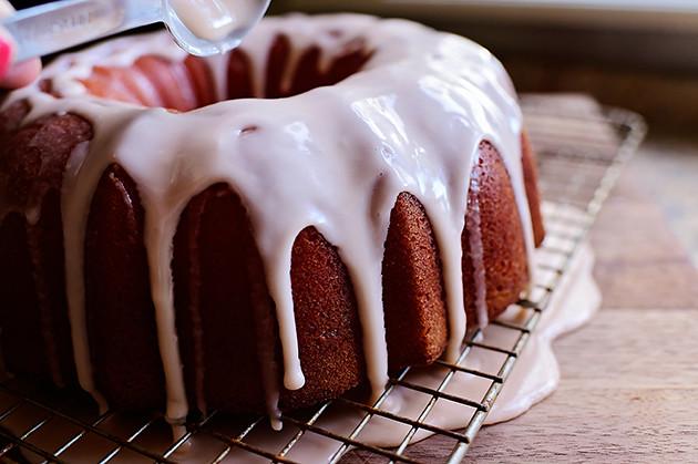 Orange Crush Cake