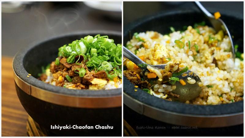 Bari-Uma Ramen Malaysia - chashu fried rice