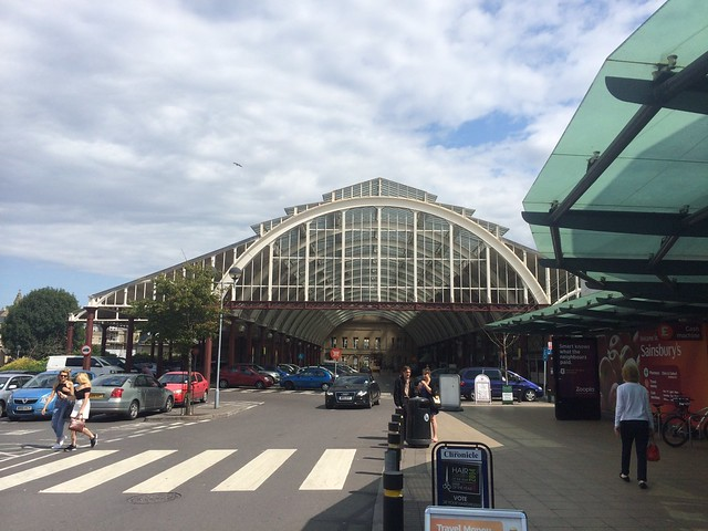 Green Park Station, Bath