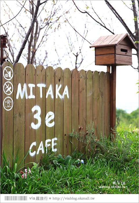 【台中夜景餐廳推薦】台中龍貓夜景~MITAKA 3e Cafe◎大推薦的台中約會地點♥ 8