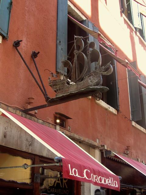 La Caravella, Venice