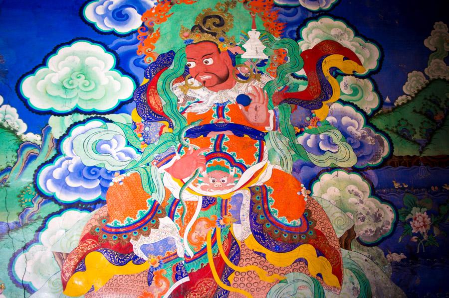 Пьянг Гомпа (Монастырь Пьянг), Ладакх, Индия. Монастыри Ладакха