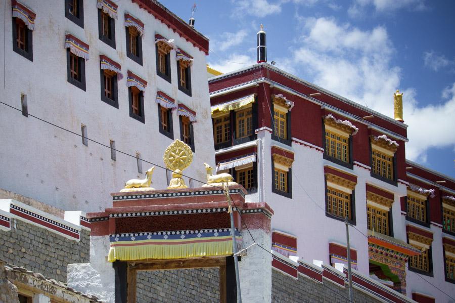Пьянг гомпа (монастырь Пьянг), Ладакх © Kartzon Dream - авторские туры в Гималаи, тревел фото