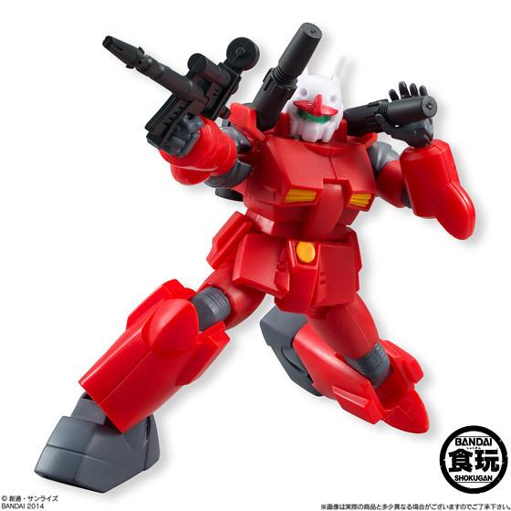 Gundam Assault Kingdom 鋼彈可動盒玩 第七彈