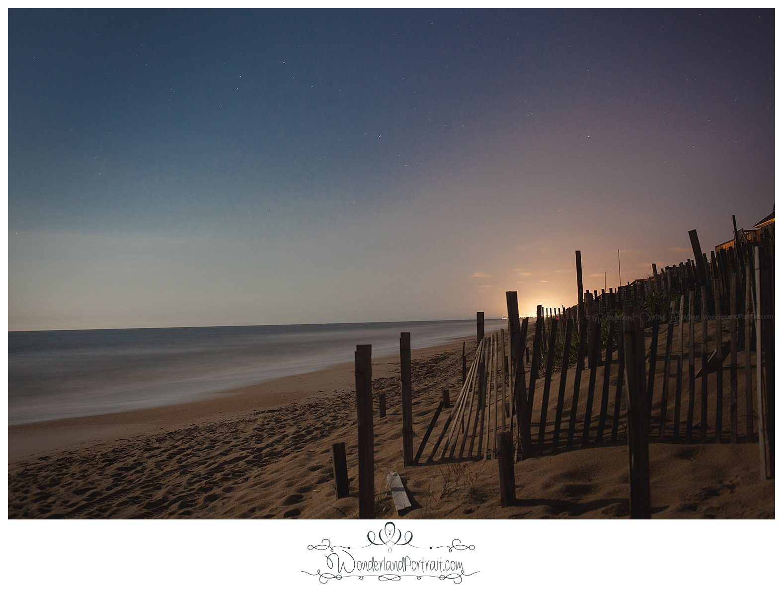 Outer Banks Night photography