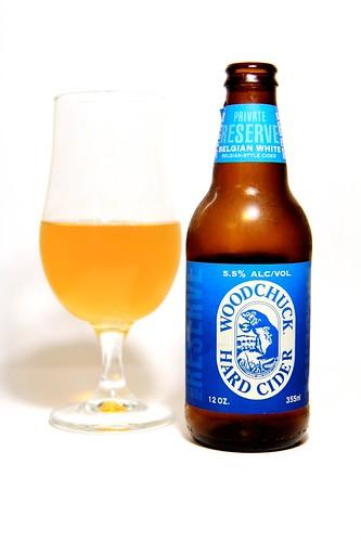 Woodchuck Belgian White Cider