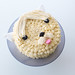 how to make a cute dog cake tutorial! by coco cake land