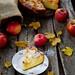 apple sour cream pie by Zoryanchik