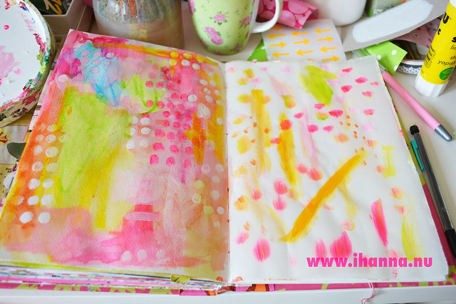 Arting in the Art Journal