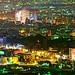 night of Fongyuan city  從公老坪看夜晚的豐原~ DSC_39942