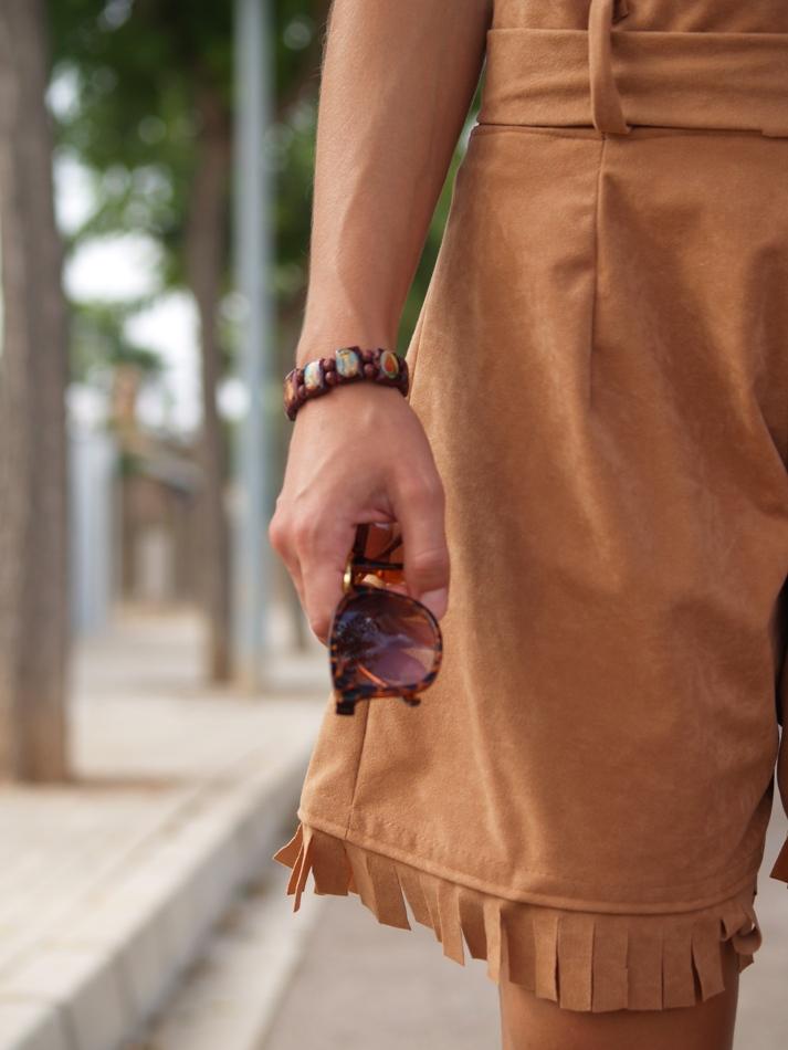 DIY indian shorts