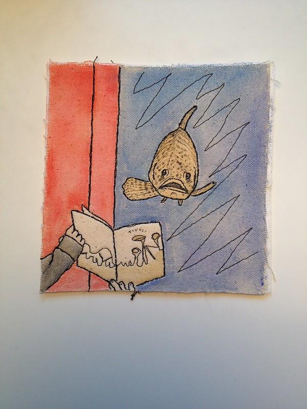 prompt 15: fish