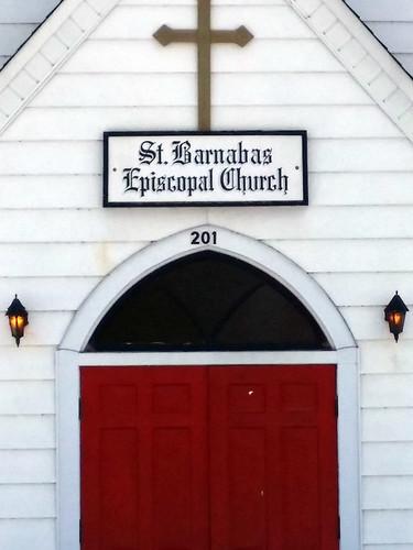 St. Barnabas Episcopal Church, Tomahawk, Wisconsin