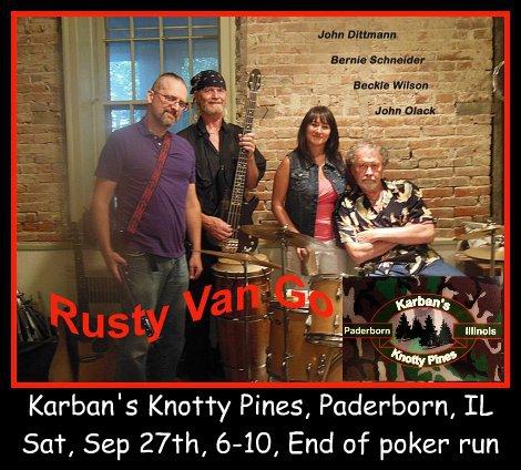 Rusty Van Go 9-27-14