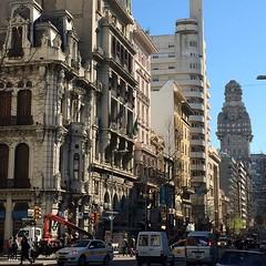 Montevideo, la urbe