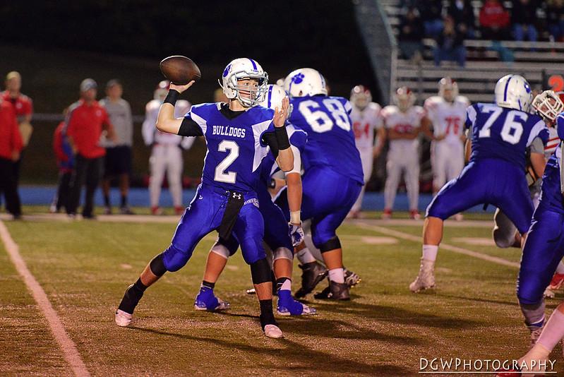 Bunnell vs. Masuk - High School Football