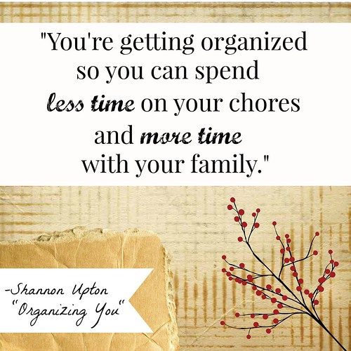 Organizing You Quote