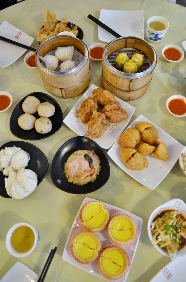 Foh San Dim Sum Selection