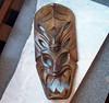 Vintage tiki mask from fiji