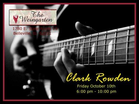 Clark Rowden 10-10-14