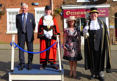 Hedon Civic Sunday Parade - Civic Party