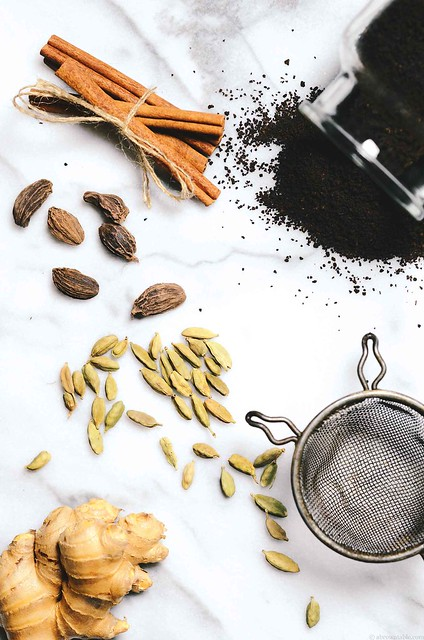 Masala Chai | A Brown Table
