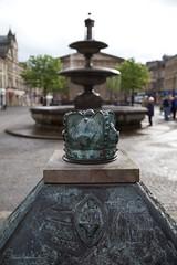 Elgin - Fountain on the Plainstones