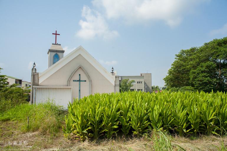 台南私藏景點-南化長老教會 (5)