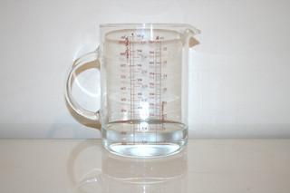 09 - Zutat Wasser / Ingredient water