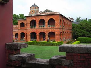 Изображение Fort Santo Domingo. taiwan 台灣 淡水 tamsui danshui 紅毛城 fortsandomingo fortsantodomingo newtaipei 新北