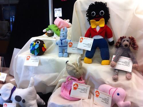 Perth Royal Show 2014: Yarn Crafts