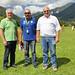 F5B first World Championships winner team Helmut Kirsch, Rudi Freudenthaler (4 times individual WCh), Werner Hauer