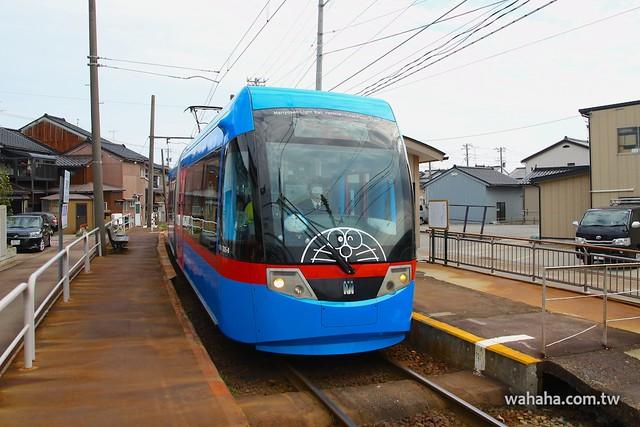 万葉線「ドラえもん電車」Doraemon TramG_1408