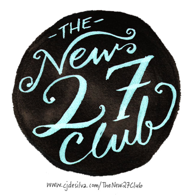 The New 27 Club | Cj de Silva on