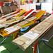 Processing - 2014 FAI European Championship for Free Flight Slope Soaring Model Aircraft