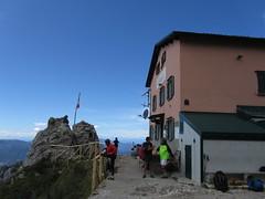Rosalba Hut - Grigne - Lecco